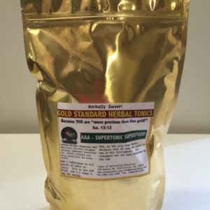 AAA Supertonic Superfood - Gold Standard