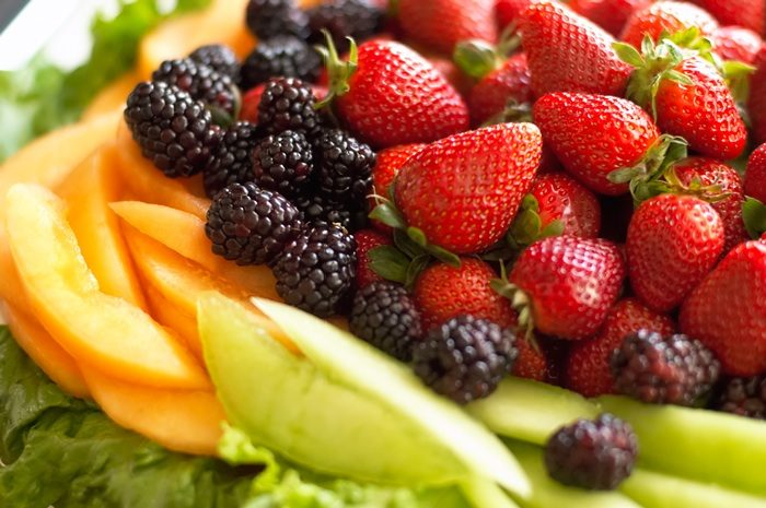 fruit tray 700x465